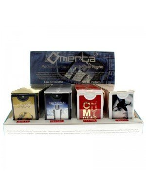Omerta Pocket Perfume Set 1 - 48 pieces