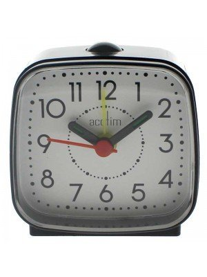 Acctim Norton Alarm Clock - Assorted Colours