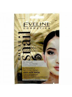 Eveline Royal Snail Intensely Revitalising Anti-Age Mask - 5ml