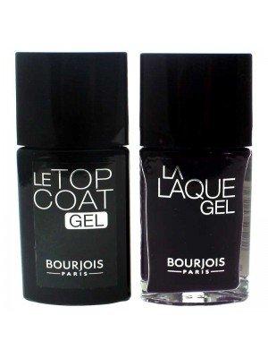 Wholesale Bourjois La Laque Gel Nail Polish - Assorted