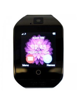 Smart Watch Q-18 - Black