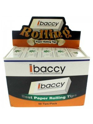 ibaccy Paper Rolling Tips - 50 Tips