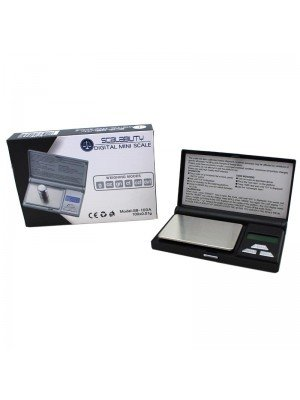 Wholesale Scalability Digital Mini Pocket Scale - SB-100A (100g x 0.01g)