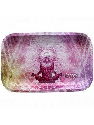 Chongz Zen Design Rolling Tray - 27.5 x 17.5 cm