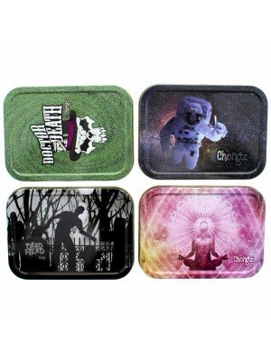 Chongz Metal Tin - Assorted Designs