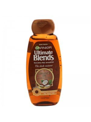 Wholesale Garnier Ultimate Blends Sleek Restorer Shampoo - Coconut & Cocoa Butter