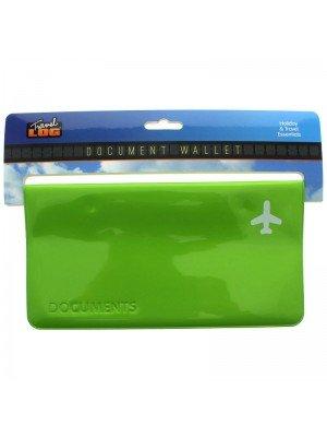 Travel Document Wallet - 23.5cm x 12.5cm