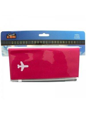 Deluxe Travel Organiser - 22.5cm x 11cm
