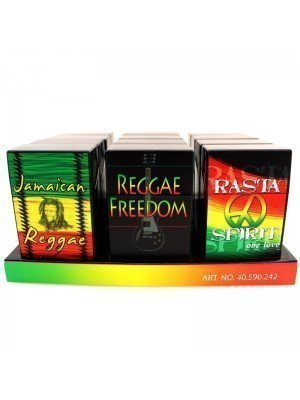 Champ Rasta Cigarette Pack Storage Box