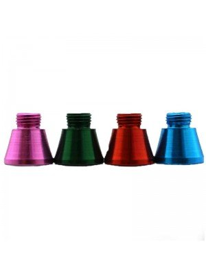 Wholesale Aluminium Downpipe Cone - Assorted Colours 1cm