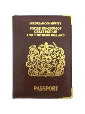 Wholesale UK and Northern Ireland Passport Cover