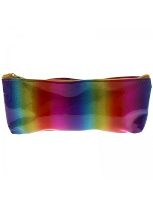 Rainbow Zipper Pouch - Assorted Designs