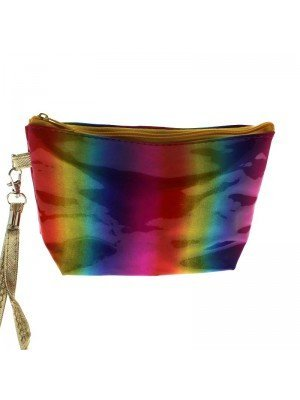 Cosmetics Rainbow Bag - Assorted Designs