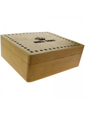 Wooden Rolling Box - Roll Tray