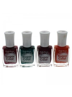 Sally Hansen Sugar Coat Nail Varnish - Assorted Colours