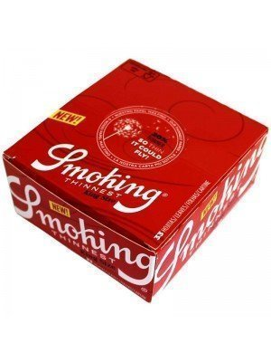 Smoking Thinnest Rolling Paper King Size