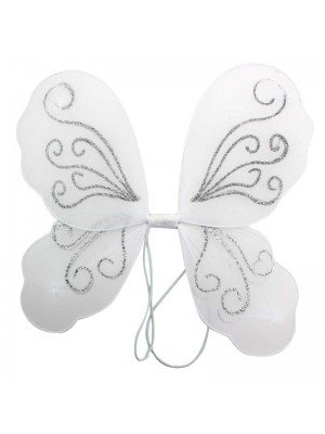 Wholesale Child's White Fairy Wings