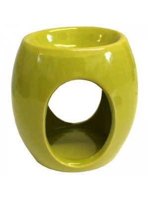 Abstract Ceramic Oil Burner - Assorted Colours