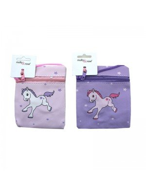 Wholesale Pony Jiffy Purse with Long Cord