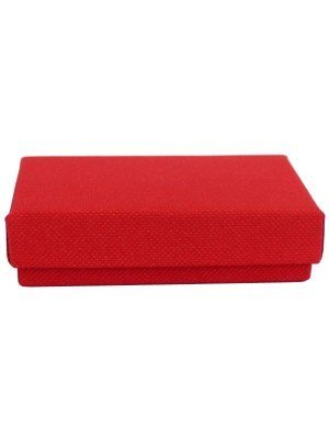 Red gift box 8x5x2.2cm