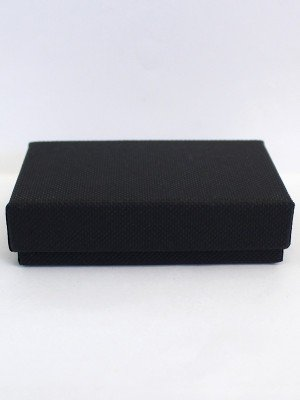 Black Gift Box - 8x5x2.2cm
