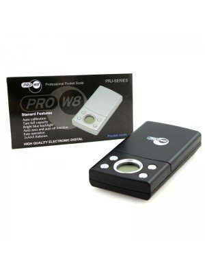 PRO W8 Professional Pocket Scale PRJ-100 (100g x 0.01g)