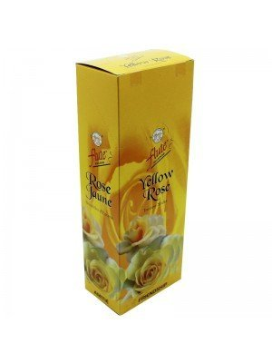 Wholesale Flute Incense Sticks - Yellow Rose Incense