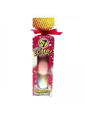 Wholesale W7 Bath Bomb Trio