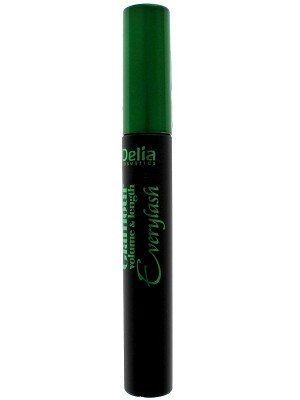 Delia Cosmetics Everylash Glamour Mascara - 11ml