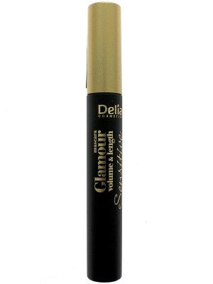 Delia Cosmetics Sensitive Glamour Mascara - 11ml