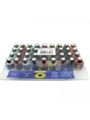 Expression Fragrance Oils (Tray of 36) - Exotic