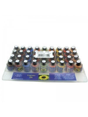 Expression Fragrance Oils (Tray of 36) - Fruit