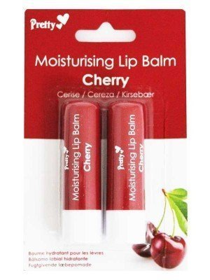 Wholesale Pretty Moisturizing Lip Balm-Cherry-(4.3g)