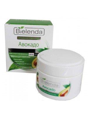 Wholesale Bielenda Moisturizing-Nourishing Cream-Avocado(50ml)