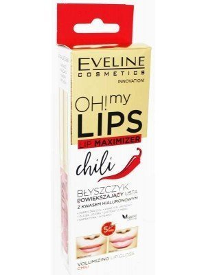 Wholesale Eveline Eco Friendly Lip Maximizer Chilli Lip Gloss-4.5ml