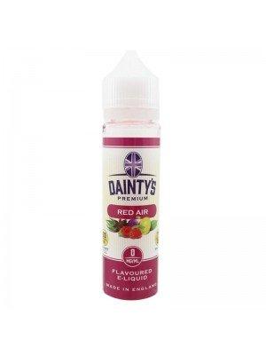 Wholesale Dainty's Premium Flavoured E-Liquid - Red Air - 0mg - (50ml)