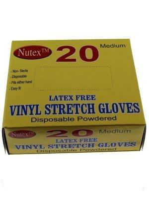 Wholesale Vinyl Disposable Gloves-20 Pairs(Medium)
