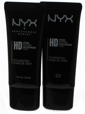 NYX Professional Makeup HD Studio Photogenic Foundation - Assorted