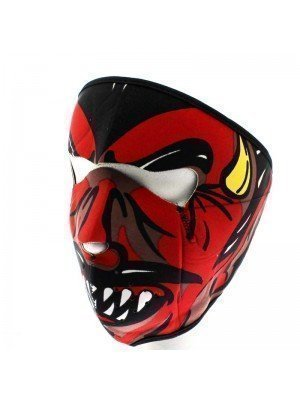 Wholesale Reusable Face Covering Mask-Red