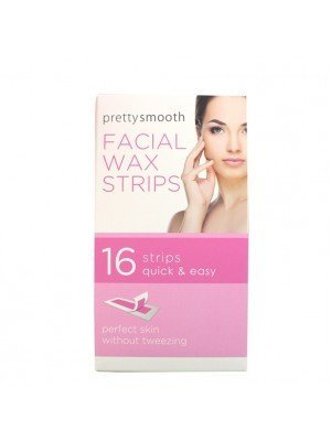 Wholesale Pretty Smooth Facial Wax Strips