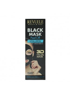 Wholesale Revuele Peel Off Black Mask - Hyaluron