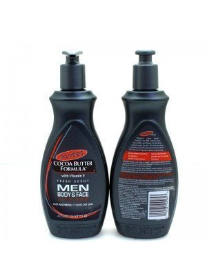Wholesale Palmer's Cocoa Butter Formula With Vitamin E Mens Pumping Body & Face Lotion-400ml
