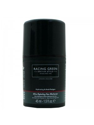 Wholesale Racing Green Ultra-Hydrating & Anti-Fatigue Face Moisturiser