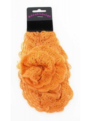 Crochet Flower Design Headband - Assorted Colours