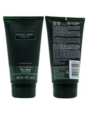 Wholesale British Style Racing Green - Face Wash