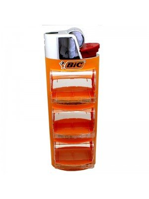 Wholesale Bic Empty Lighter Shape 3 Tier Stand