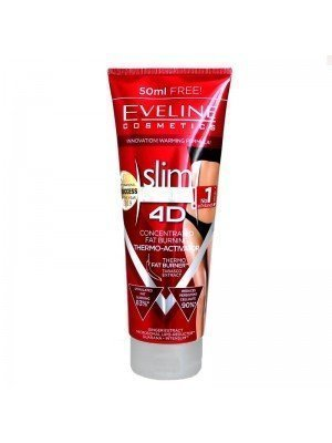 Wholesale Eveline Slim Exreme 4D Scalpel Concentrated Fat Burning Thermo-Activator-250ml