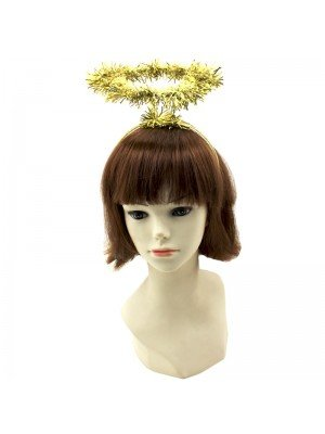 Wholesale Christmas Angel Halo - Gold