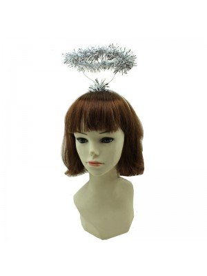 Wholesale Christmas Angel Halo - Silver