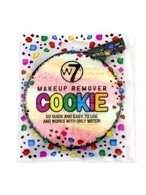 Wholesale W7 Makeup Remover Sponge Pad- Cookie